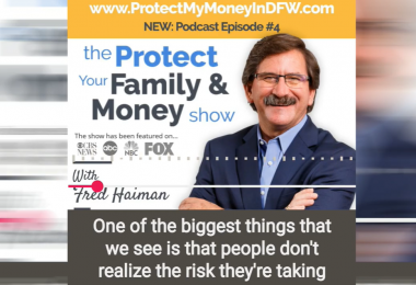 EPISODE #4 - Fred Haiman Reveals Whether Your Hard Earned Money At Risk